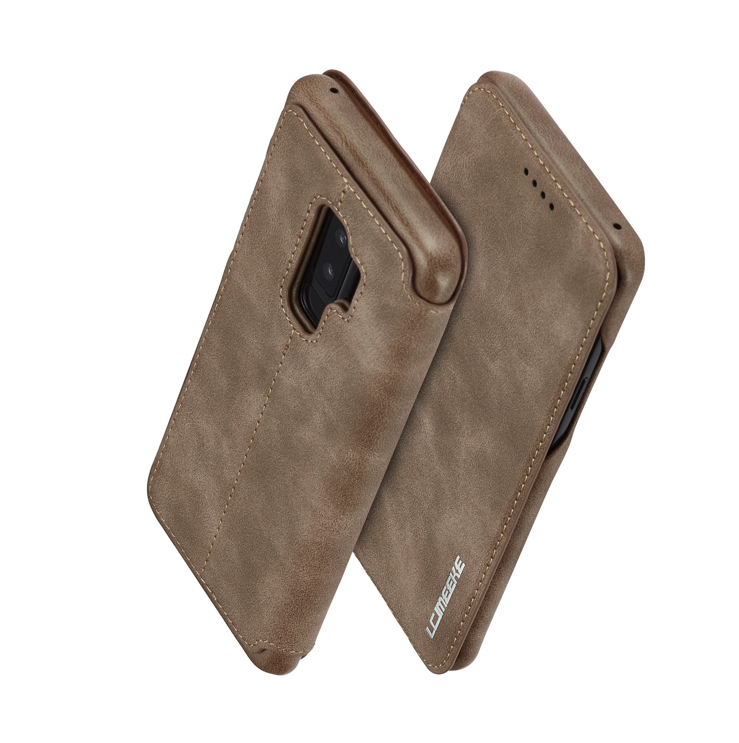 For-Samsung-S8-S9-S10-S10-Luxury-Magnetic-Flip-Leather-Wallet-Stand-Case-Cover